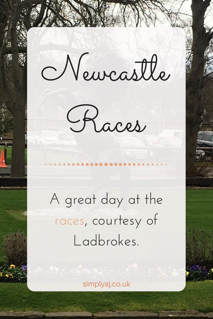 Read all about my first blogger event; a day at Newcastle races. I talk about the dress code, venue, food & drink and the atmosphere. Have you ever been to the races?