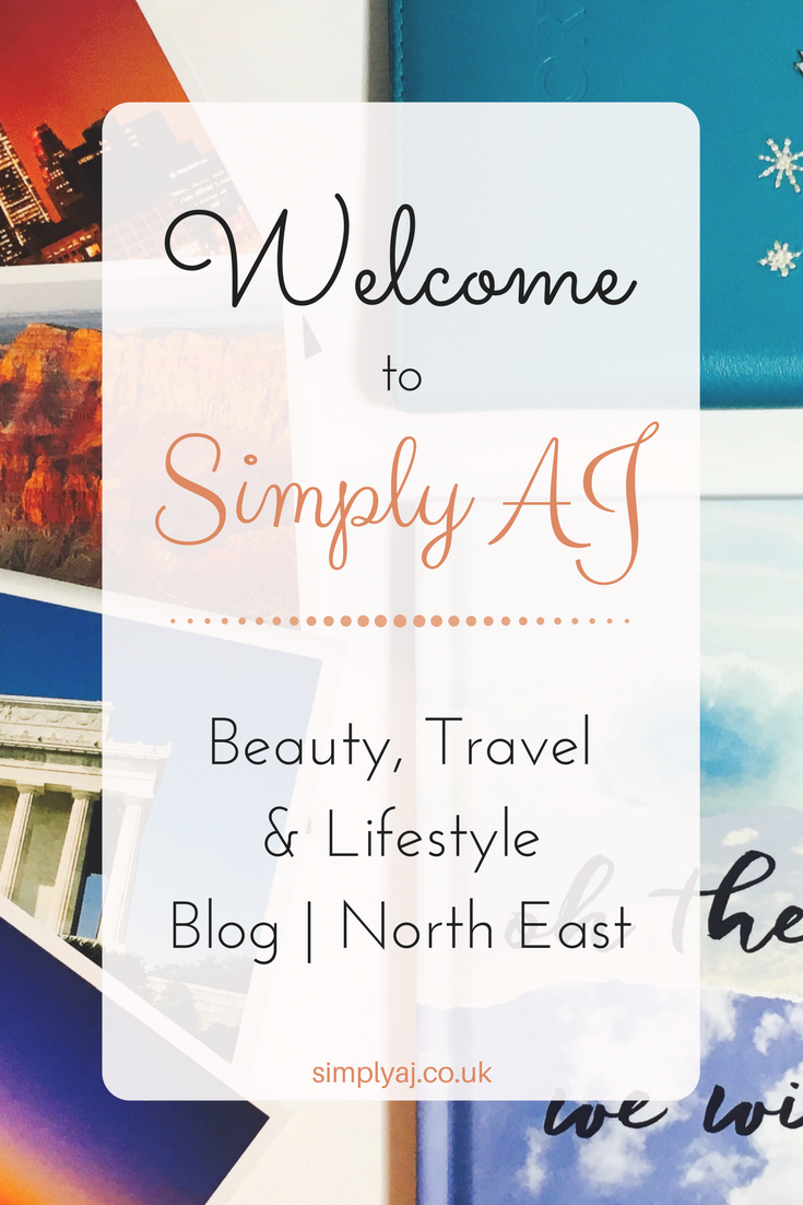 Welcome to Simply AJ. My first post provides a small rundown on what to expect from Simply AJ, how I chose the name, and a little bit about myself too!
