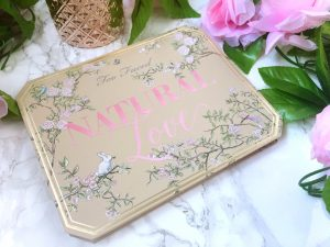 Here's my thoughts on Too Faced's most recent eyeshadow palette: Natural Love.