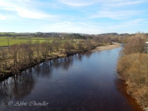 Making the most of Spring, and capturing some glorious shots of my hometown, Haltwhistle.