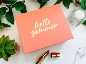 Find out what arrived in my July Glossybox and my thoughts on all the products.