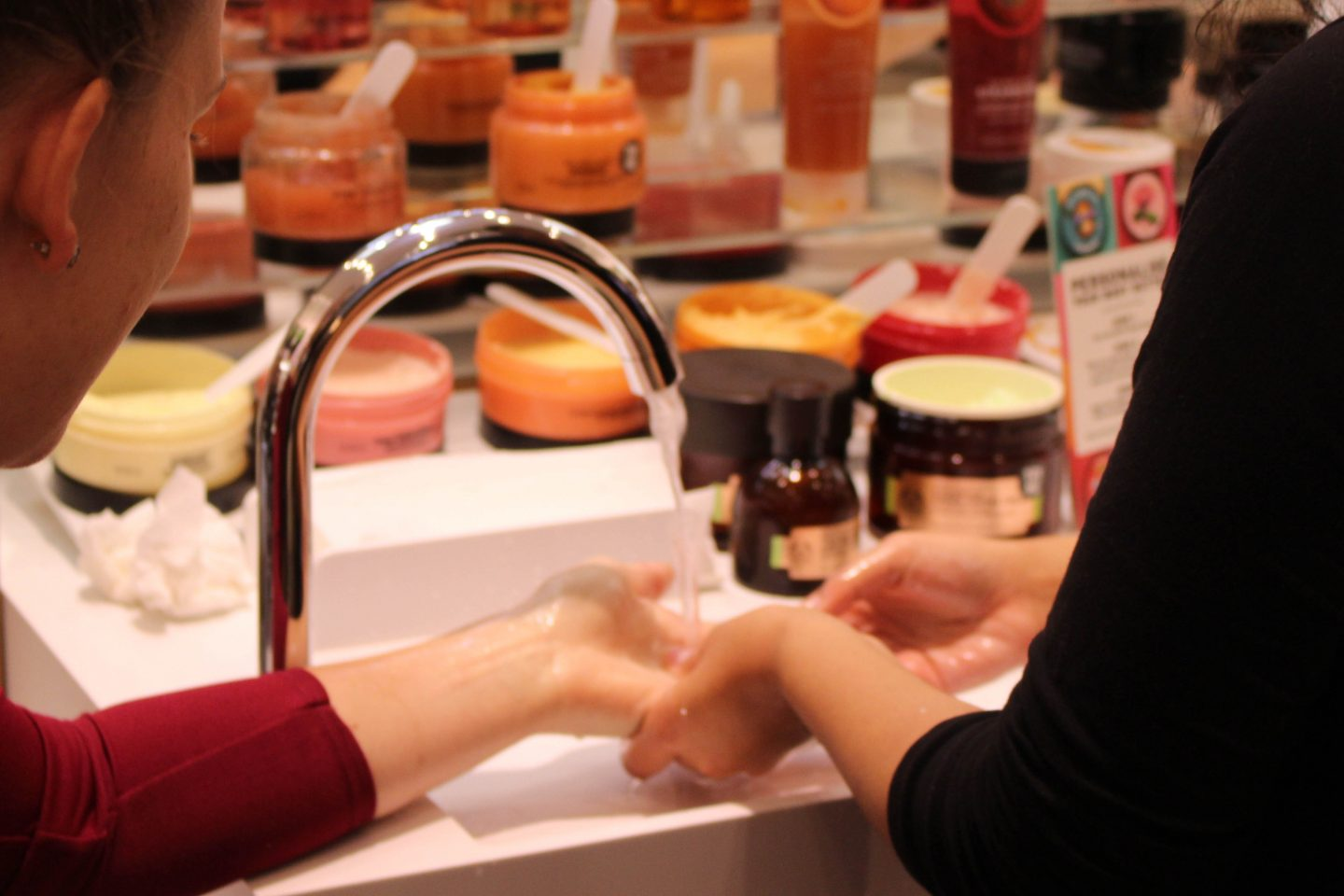 Find out about my night at the body shop event, the new collection and the products I bought.
