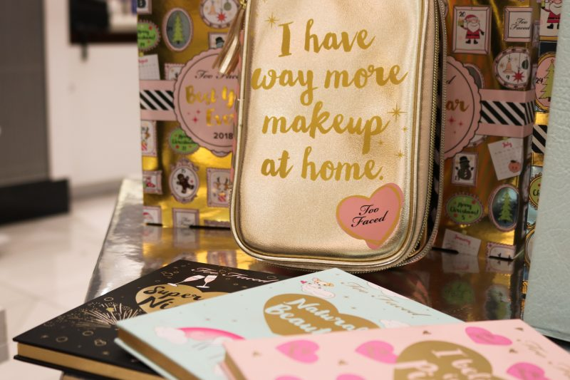 Check out the Too Faced Christmas Collection... You'll want to get your hands on this!