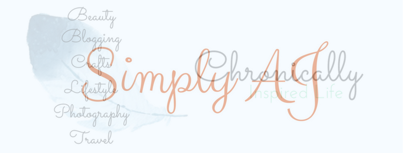 Chronically Inspired has had a whole new revamp: new name, new theme and new content. Find out why I decided to make a change! Goodbye Chronically Inspired, Hello Simply AJ.