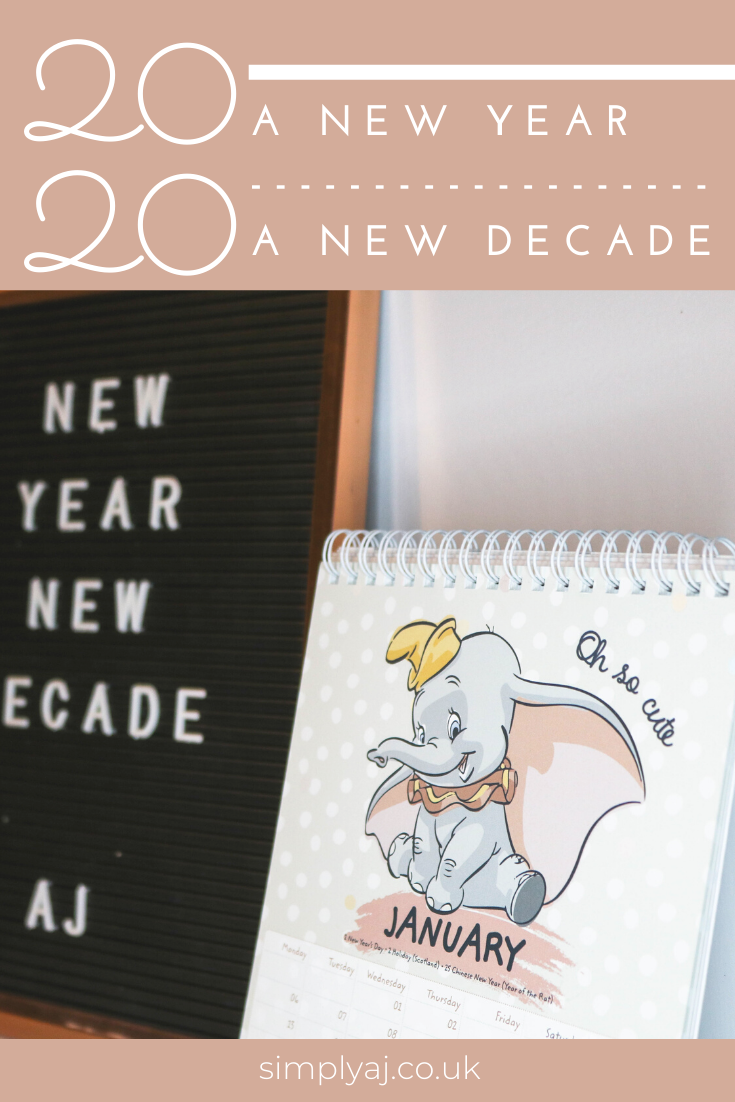 2020; not just a new year, but a new decade. Today, I'm digging into the year & decade we've just left behind and looking at what lies ahead.