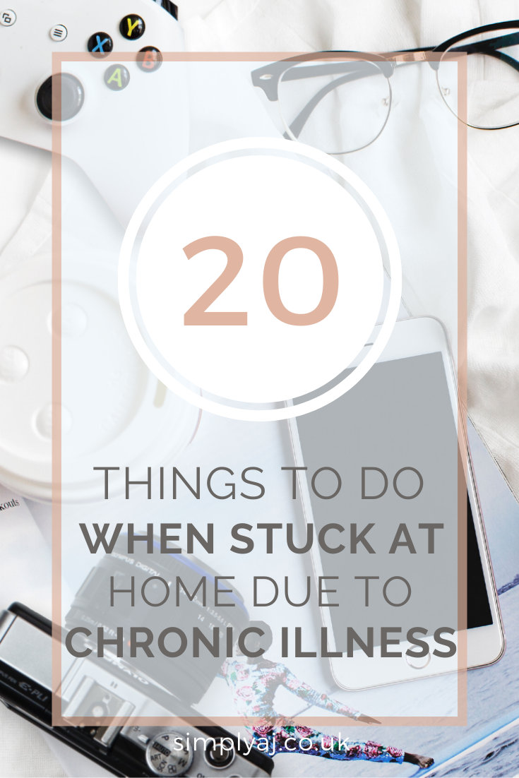 Spending long periods of time at home can lead to boredom, demotivation and is likely to affect your mental health. Here's 20 ideas to keep you entertained.