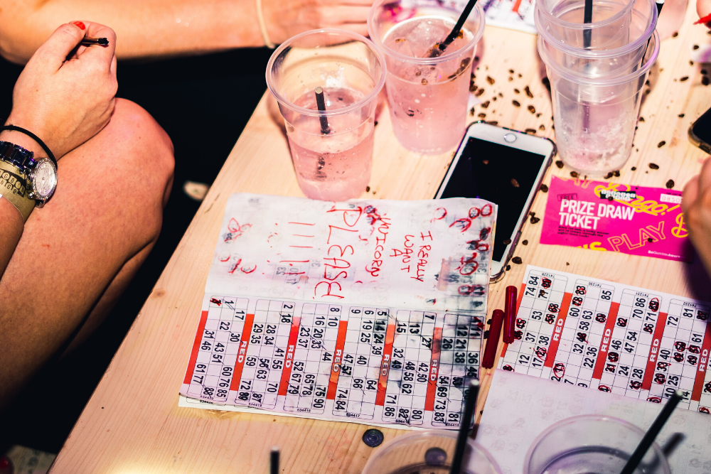 Bingo; typically thought of as an old pensioner's game in a musty old bingo hall. Not Bongo's Bingo. Find out what to expect when bingo gets a makeover.