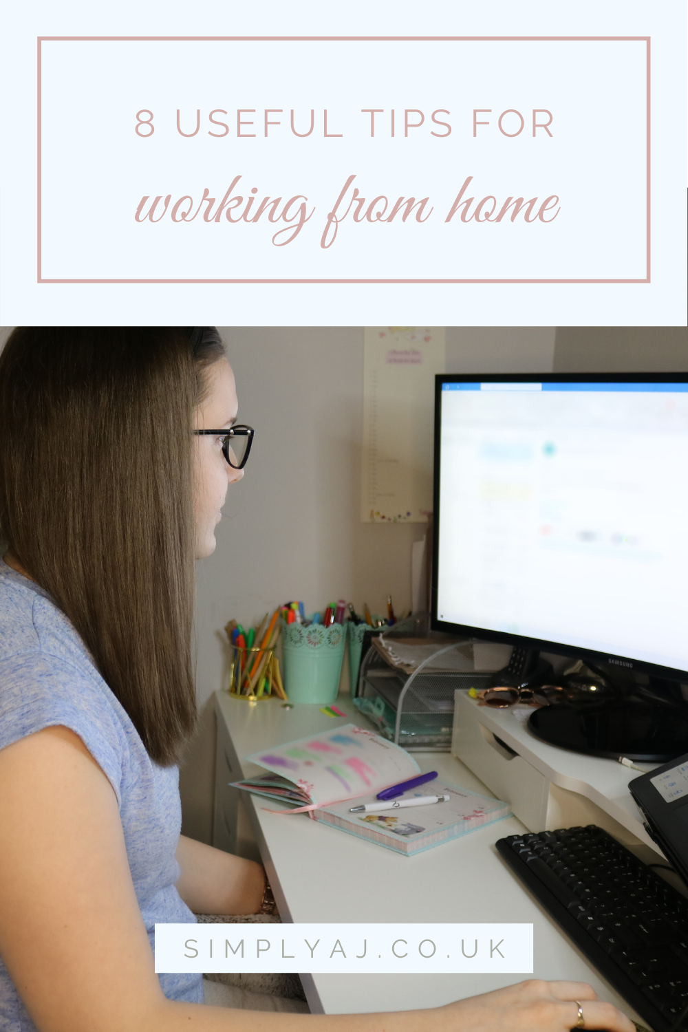Are you struggling to work from home and/or possibly looking at it becoming a permanent fixture? Here's 8 useful tips for working from home.